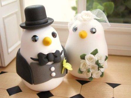 Figuritas de boda orignales