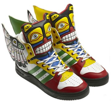 Jeremy Scott - Adidas Totem Wings