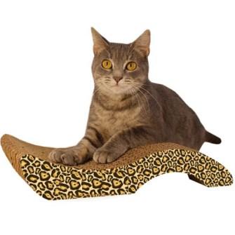 Cama de Gato modelo animal print