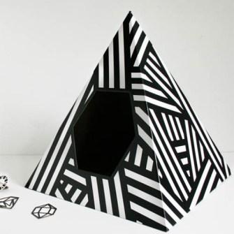 Cama de Gato modelo Tipi