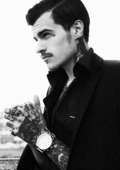 Tatuajes en chicos guapos