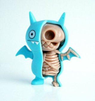 Anatomía Creepy Toy