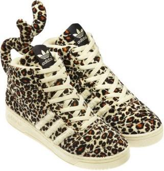 Jeremy Scott - Adidas Leopardo