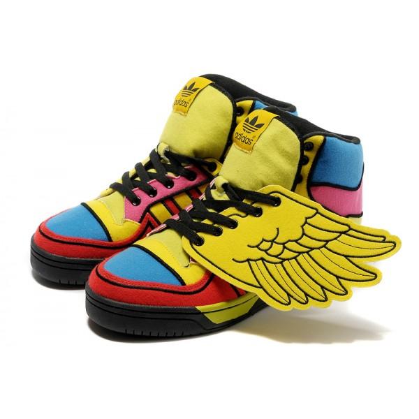 pretty nice c83e0 23e37 Jeremy Scott - Adidas con Alas