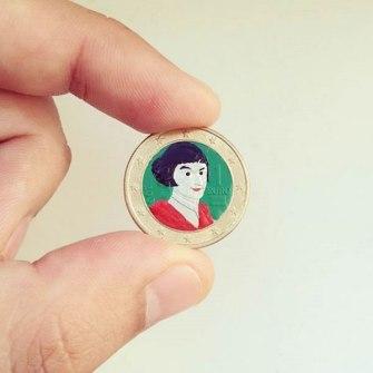 Monedas Creativas para Coleccionistas