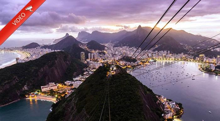 ¿Qué tiene Río de Janeiro?