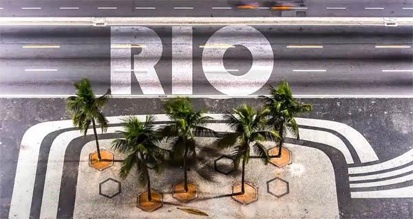 Río de Janeiro por Joe Capra