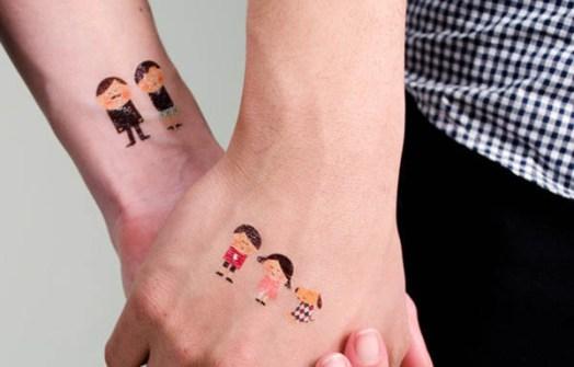 Tatuajes Love Family