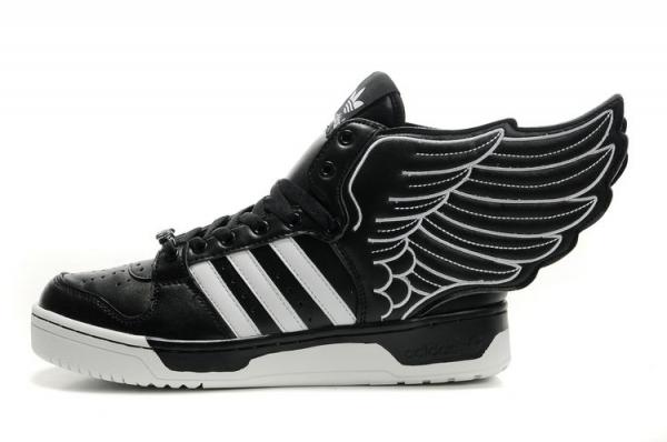 Impermeable emprender Pensar  zapatos adidas con alas