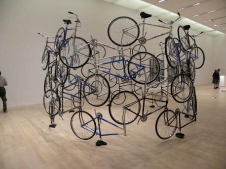 Instalaciones Artísticas en un Centro Comercial - Laura Alvaro