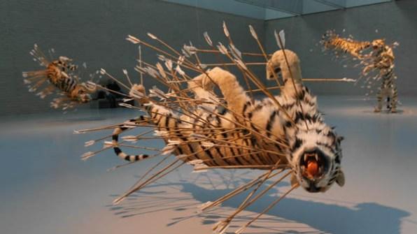Instalaciones Artísticas - Cai Guo-Qiang
