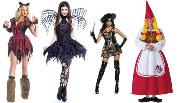 Disfraces de Miedo para Halloween