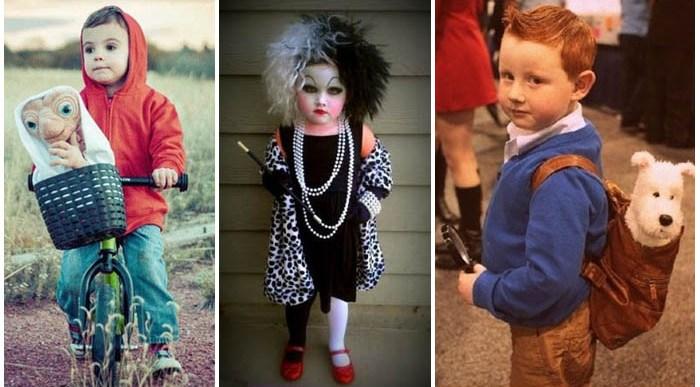 27 Disfraces Infantiles Originales Fáciles de Hacer.