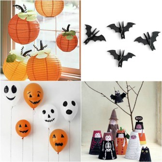 Ideas para Halloween - Decoración Gótica Divertida