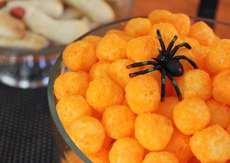 Ideas para Halloween - Aperitivos para Halloween para niños