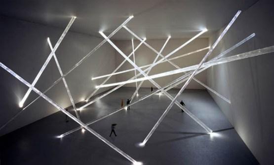 Instalaciones Artísticas con Luces