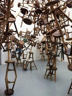 Instalaciones Artísticas Colgantes