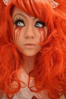 Maquillaje para Halloween sencillo