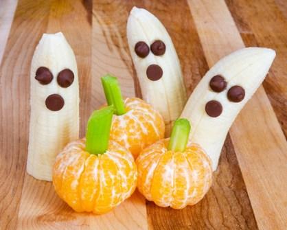 Ideas para Halloween - Aperitivos para Halloween divertidos
