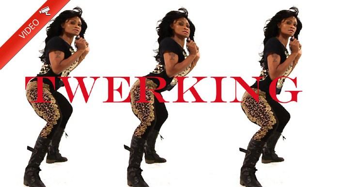 ¿Sabes Bailar el Twerking?