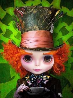 Blythe - Personaje de Tim Burton