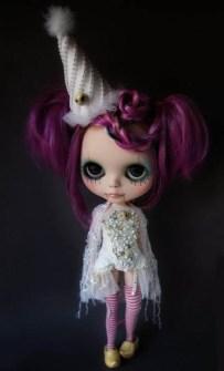 Blythe - Ropa Blythe gótica