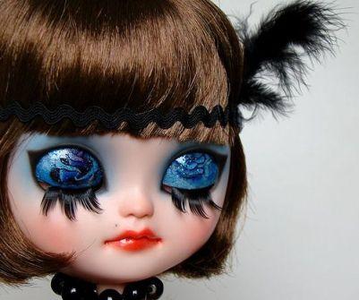 Blythe - Maquillaje Blythe