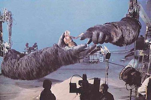 """Maqueta """"King Kong 1976"""""""