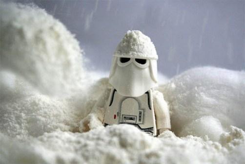 LEGO Contraataca con Escenas Memorables de Star Wars.