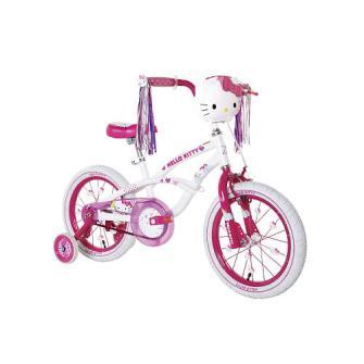 Regalos infantiles Navidad - Bicicleta Hello Kitty