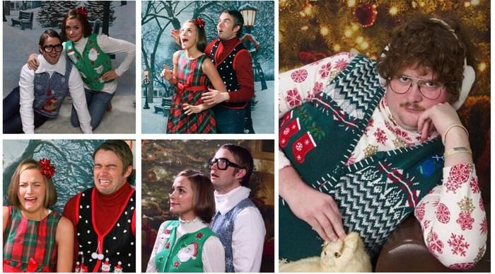 Ideas divertidas para la Felicitación de Navidad.