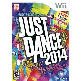 Regalos infantiles Navidad - Juego de Baile Just Dance 2014 para Wii
