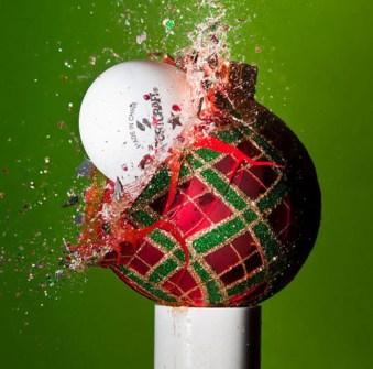 12 Capturas de una Navidad diferente por el fotógrafo Alan Sailer.