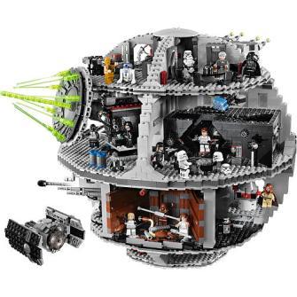 Regalos infantiles Navidad - LEGO Star Wars