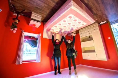 ¿Sabías que esta Casa Invertida es la Mayor Atracción de Moscú?