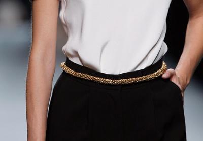 Cinturón Joya cordón