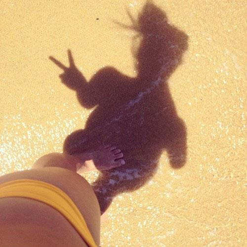 Hacerse un Selfie vacacional