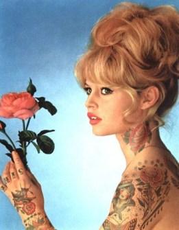 Tus Mitos Tatuados - Brigitte Bardot