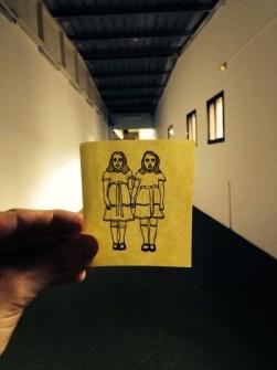 """Máxima Creatividad en un pequeño Post-it - """"El Resplandor"""""""