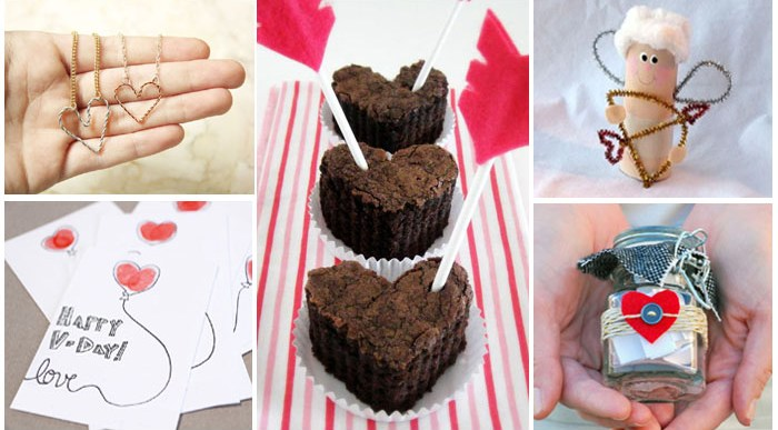Regalos DIY para San Valentín.