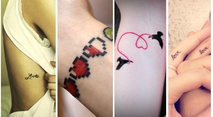 Tatuajes Inspiradores para San Valentín.