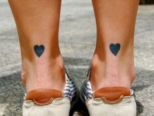 Tatuajes Inspiradores para San Valentín - Mini Twin Tattoos