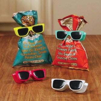 Utensilios de Cocina que harán que parezcas Guay - Pinzas para bolsas de snacks