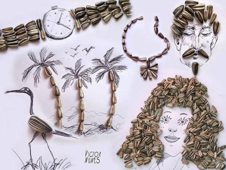 Ilustraciones en 3D que están a tu alcance - Pipas