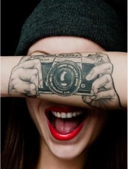 Tatuajes en los Antebrazos