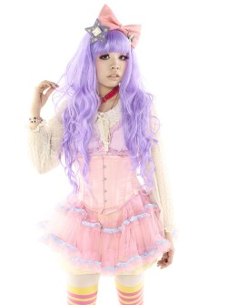 Las Tribus Urbanas más Radicales de Japón - Tribu Lolita