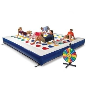 Twister Gigante Hinchable