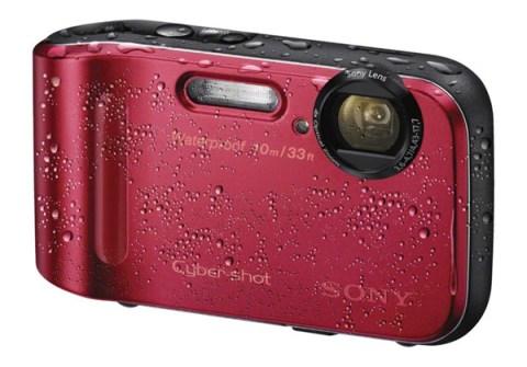 Gadgets de Playa - Cámara Digital acuática Sony
