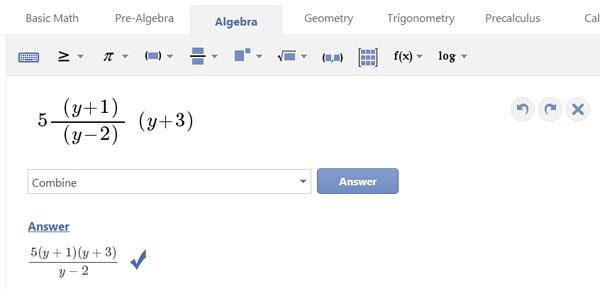 Mathway - Calculador Matemático