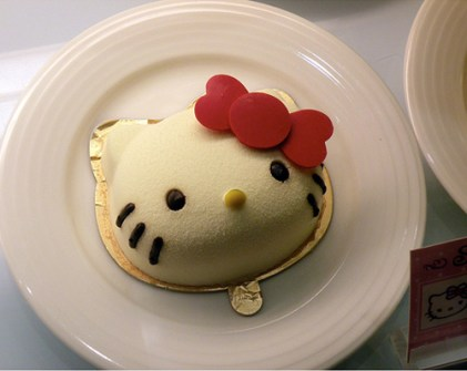 Bocaditos de Hello Kitty - Hello Kitty Sweets